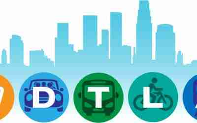 DTLA Mobility Ecosystem and COVID-19