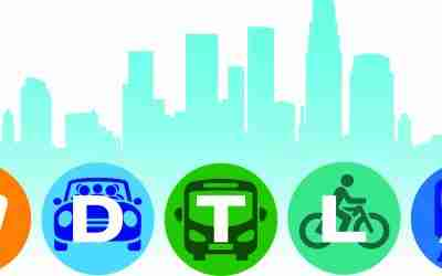 COVID-19 Offers A Chance  To Re-Think DTLA Mobility's Exciting Future Together